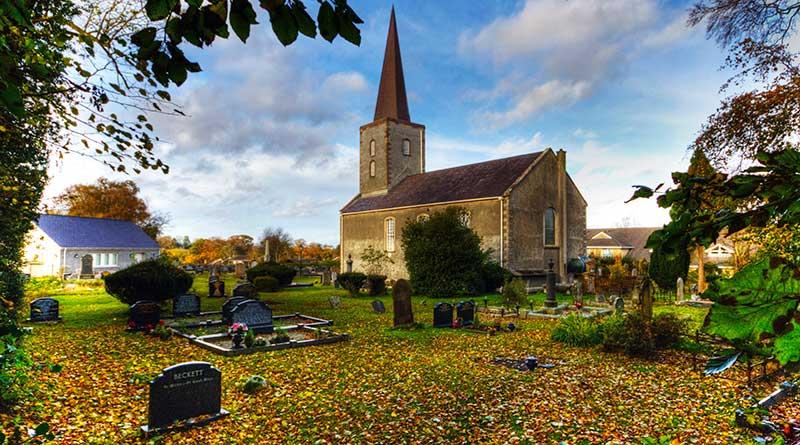 Moira churchyard