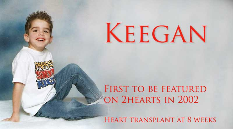 Keegan on 2hearts